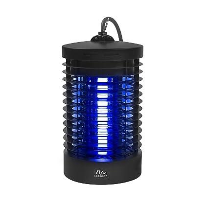 Gardigo Insektenvernichter Elektrisch Mit Uv Licht I Elektronischer Muckenschutz Gegen Mucken Fliegen Moskitos Insektenabwehr Fur 25 M