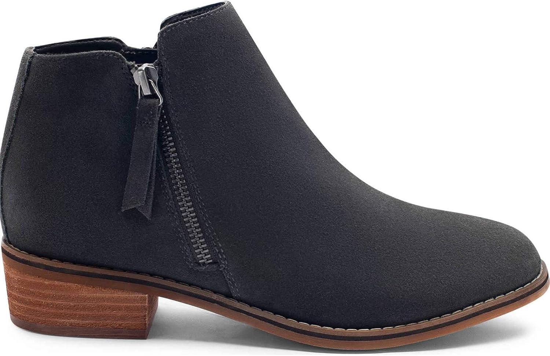 Shoes Leather Closed Toe Ankle Fashion