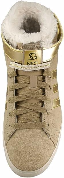 adidas Baskets Femme Neo Daily Twist SG Mid w Beige