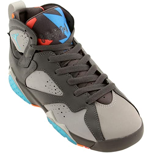 4b7a7aa2672f85 Nike Jordan 7 Retro BG Dark Gry 304774-016 6  Buy Online at Low Prices in  India - Amazon.in