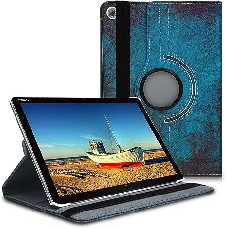 Kwmobile Hülle Kompatibel Mit Huawei Mediapad M5 Lite Elektronik