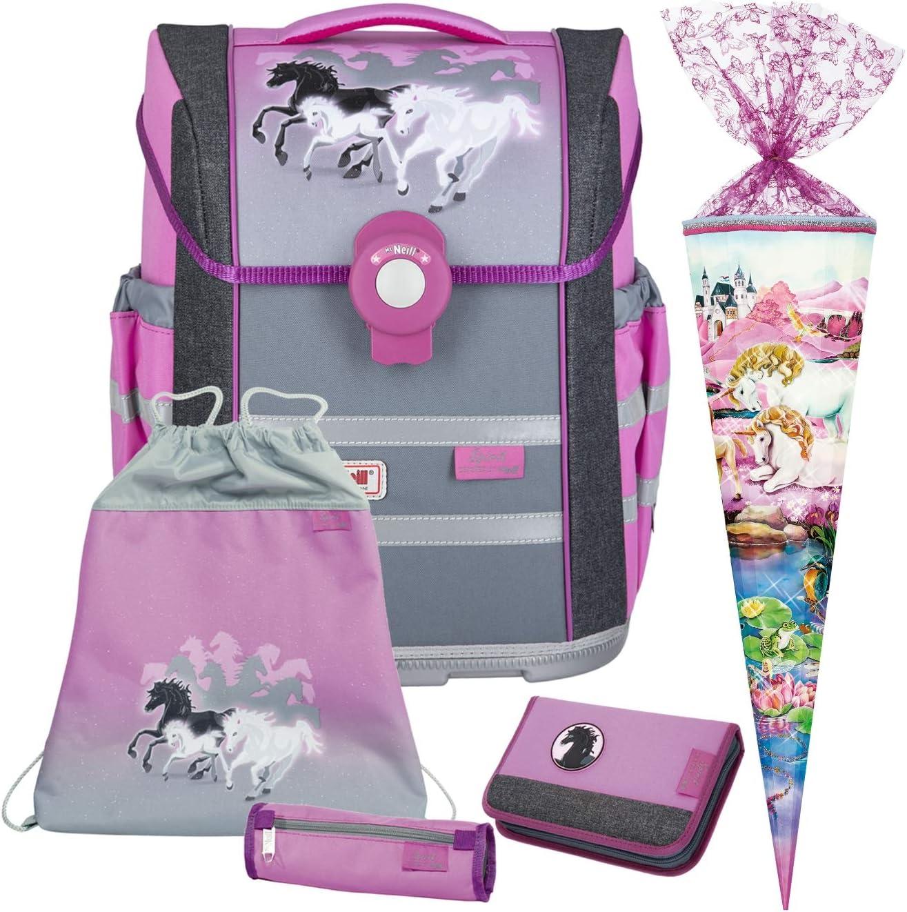 Spirit McNeill Ergo MAC School Bag Set 5 Pieces School Bag