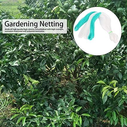 HERCHR Plant Trellis Net Climbing Frame Support para Guisante ...