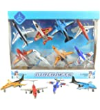 8 Aeroplane Toys For Boys And Girls Children's Gift for 3 4 5 Years Old Toy Plane For Kids