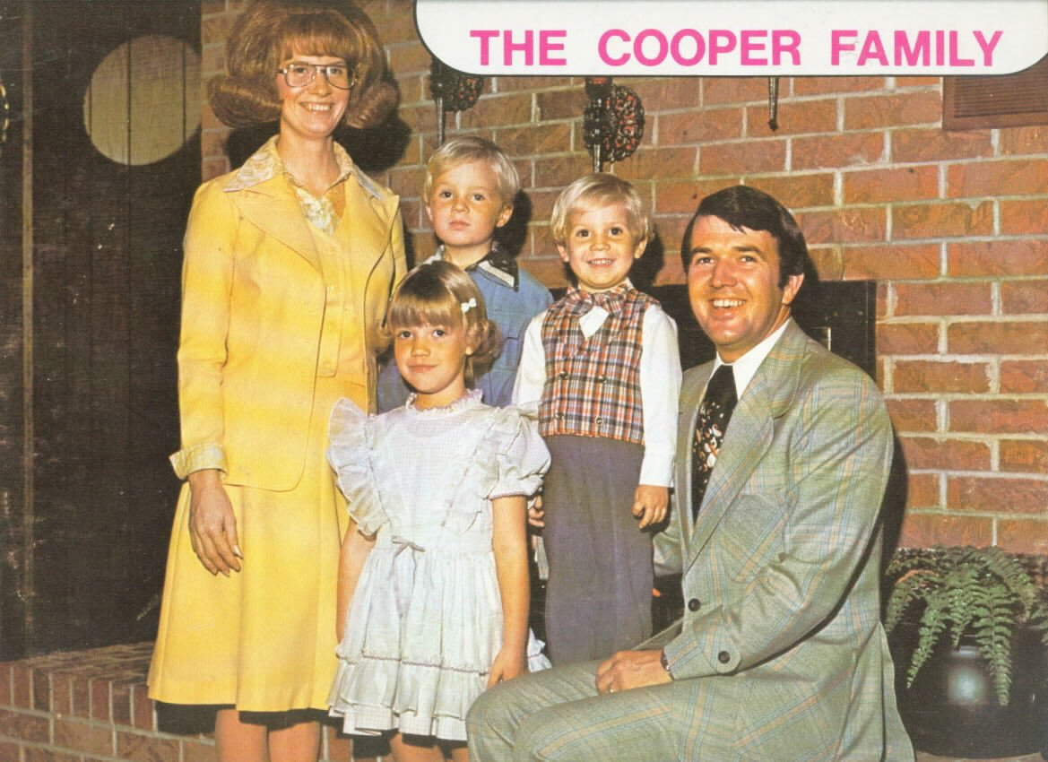[LP Record] The Cooper Family - Welcome Back Jesus