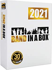 Band-in-a-Box 2021 Pro [Windows USB Flash Drive] - Create your own backing tracks
