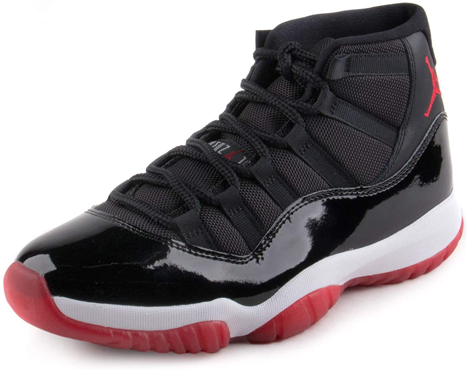 Amazon Com Jordan Men S Air Jordan 11 Retro Bred 2019 Basketball