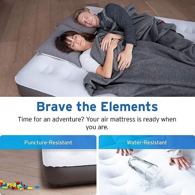 Amazon.com: Etekcity - Colchón hinchable para camping de ...