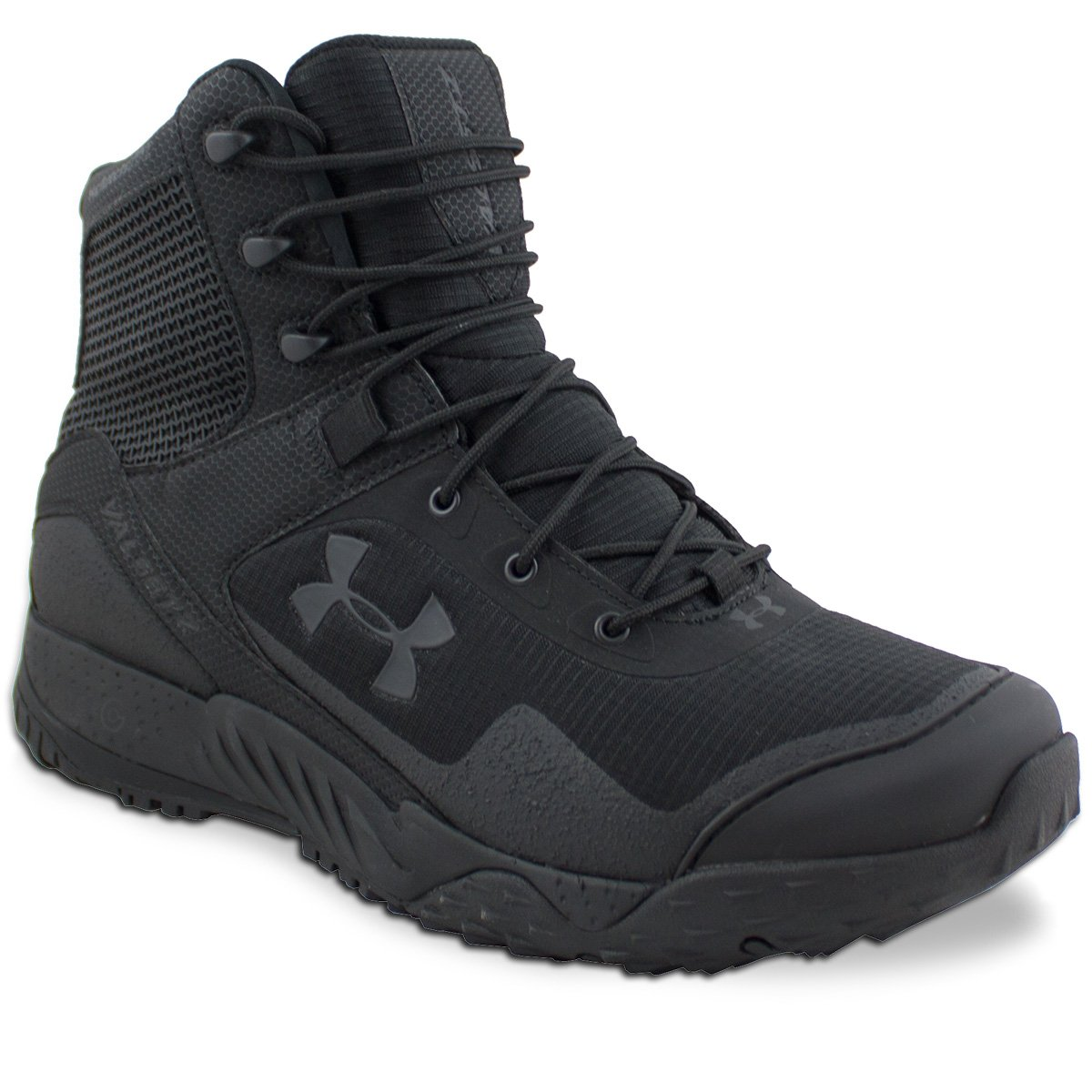 Under Armour Men's Valsetz RTS Military and Tactical Boot 001/Black, 9