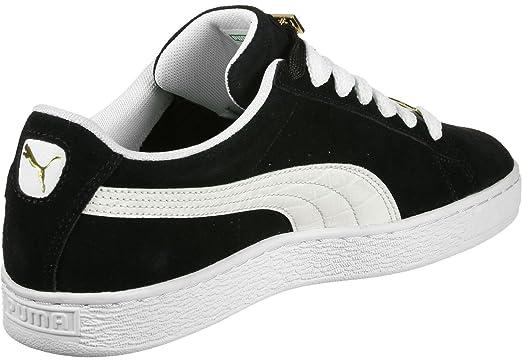 Puma Suede Classic Bboy Fabulous  Herren Sneakers schwarz ... af964a