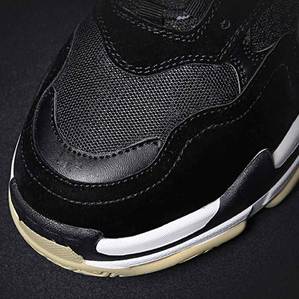 HhGold Paare Vatis Beschuht Frühlings-Sommer-Sport-Schuhe Retro Turnschuhe (Farbe (Farbe (Farbe   Schwarz, Größe   42EU) B07K7H5C5C  06a30b