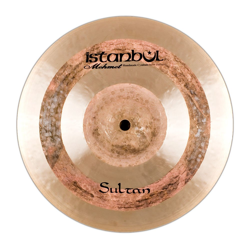 Istanbul Mehmet Cymbals Custom Series SPS8 8-Inch Sultan Splash Cymbal by Istanbul Mehmet Cymbals