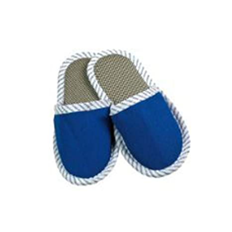 comprare in vendita il più economico prezzo all'ingrosso Pantofole unisex misura 44-45, ciabatte da uomo, ciabatte da donna,  pantofole da uomo, pantofole da donna, pantofole stoffa misura 44/45vari  colori ...