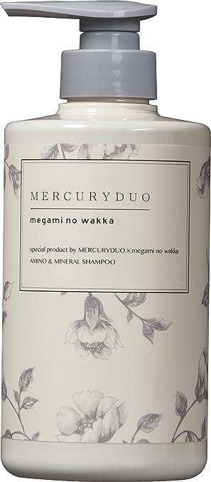 amazon シャンプーmercuryduo shampoo シャンプー 480ml mercuryduo