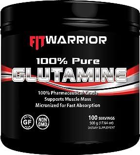 Amazon.com: Suplemento RX – Glutamina en polvo, farmacéutica ...