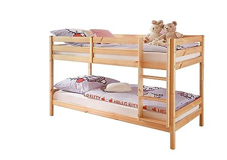 Istruzioni Montaggio Letto A Castello Ikea.Avanti Trendstore Anke Letto A Castello In Legno Massiccio
