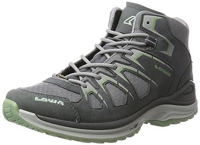 Lowa Damen Innox Evo GTX Q Trekking-  Wanderstiefel, (Grau Jade 9010 59584b5cb2