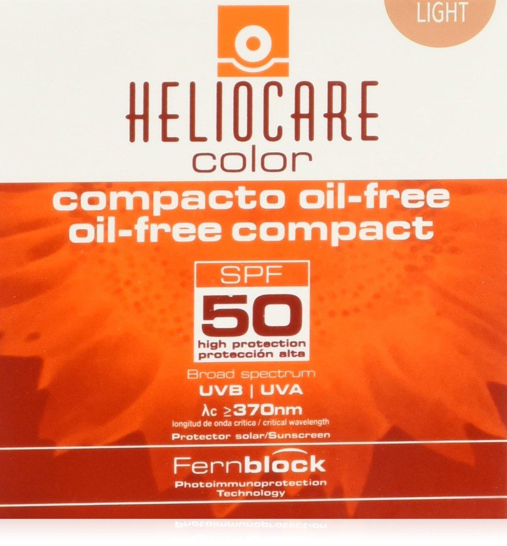 HELIOCARE F50 COMPACTO OIL FREE LIGHT 10 Difa Cooper 32565