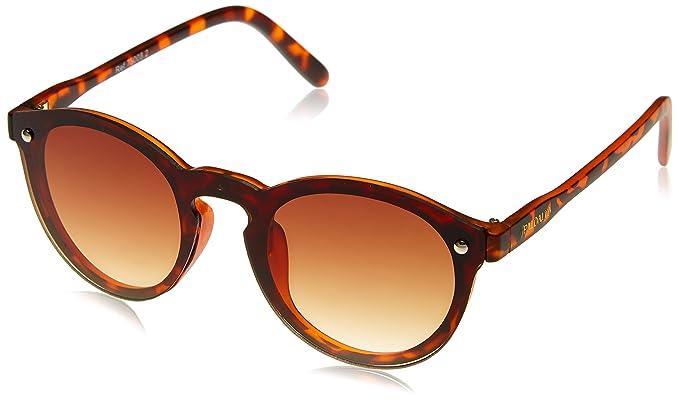 Paloalto Sunglasses P75008.2 Lunette de Soleil Mixte Adulte, Marron