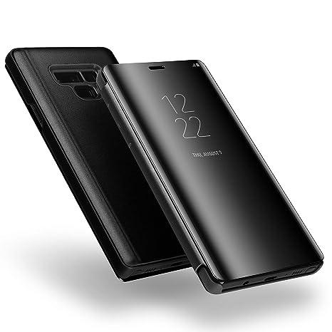 outlet store 4162f 9c97b Newlike Samsung Galaxy Note 9 Flip Case, NewLike: Amazon.in: Electronics