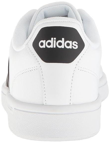 adidas cloudfoam advantage 3 stripe mens athletic shoes