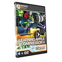 Learning Apple Compressor 4 Training DVD - Tutorial Video