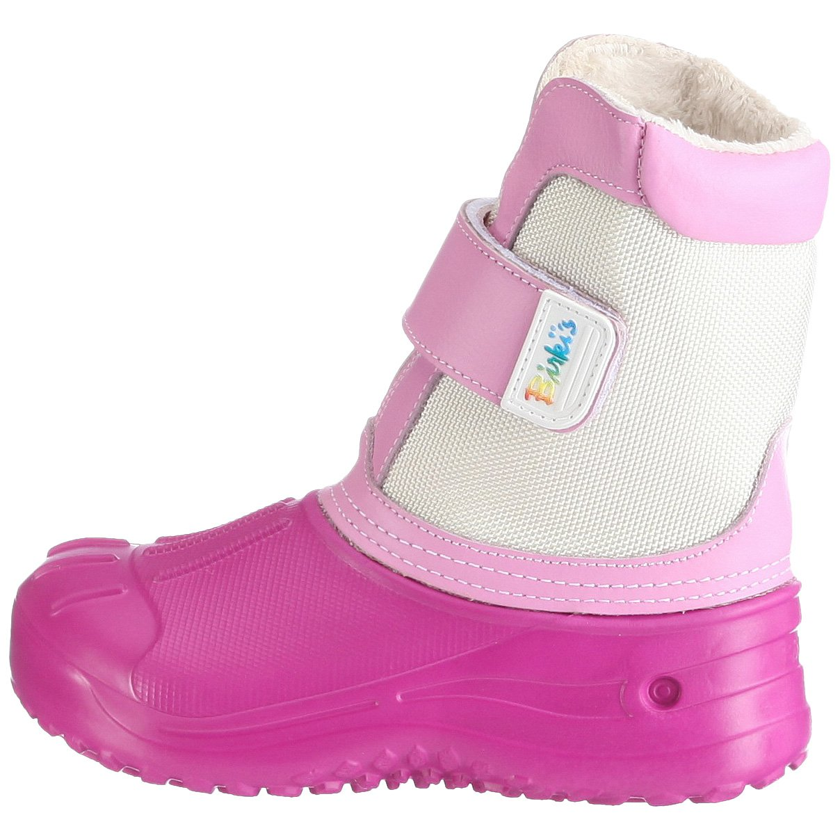 Birki Fun Boot 183113, Mädchen Stiefel, pink, (Pink Pink), EU 26   Amazon.de  Schuhe   Handtaschen 97a5ce5139