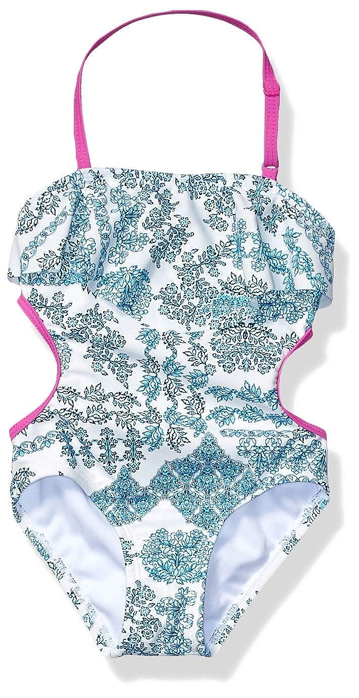 Tommy Bahama Girls Baby 1-Piece Swimsuit Bathingsuit