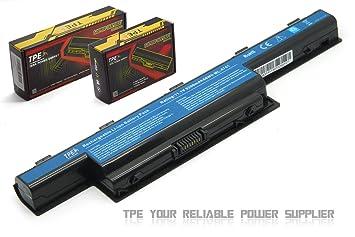 TPE Batería para ordenador portátil para Acer 4741 5750 5349 5741 7551 5552 5742 5253,