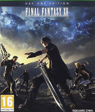 Final Fantasy XV Day One Edition: Amazon.es: Videojuegos