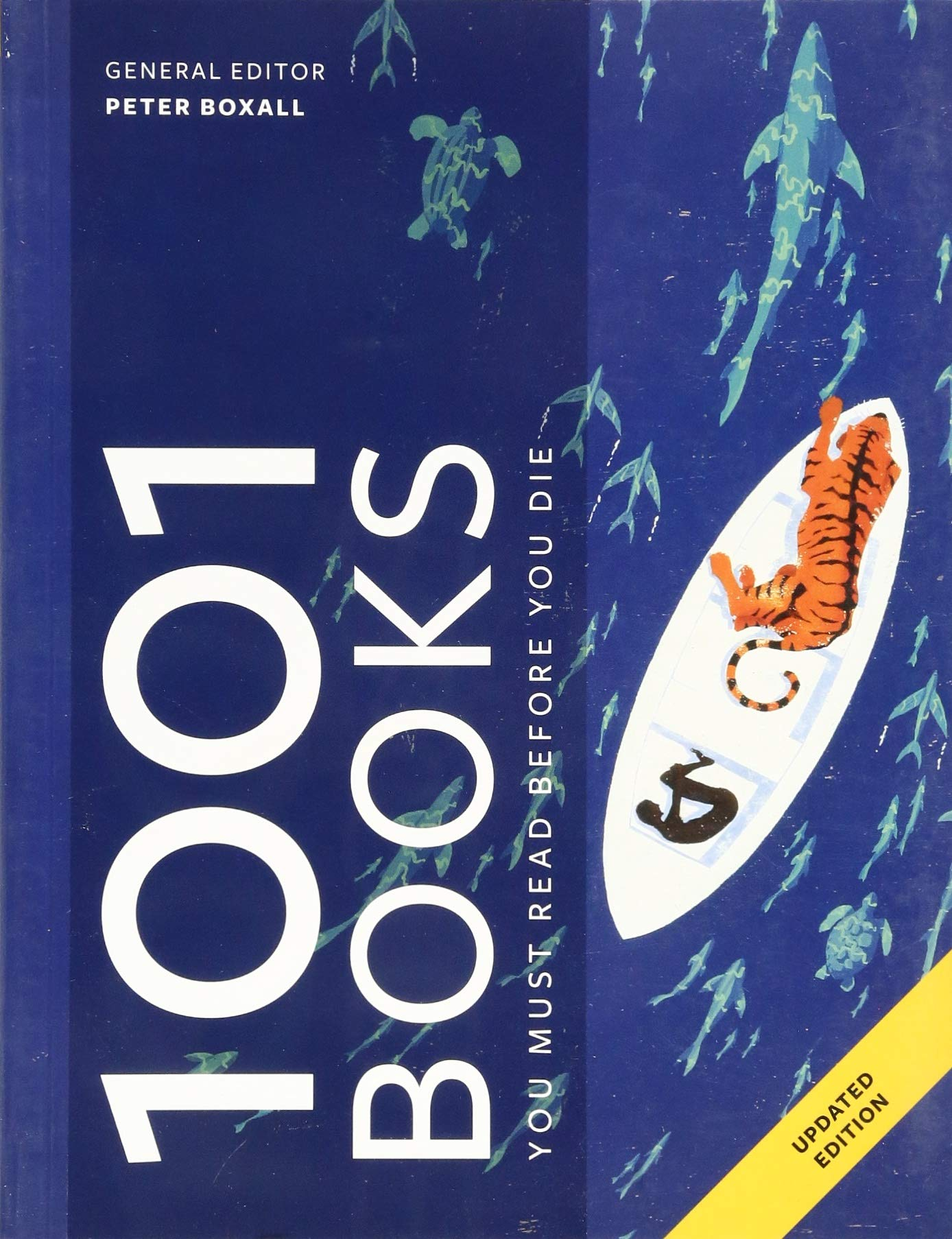 20 Books You Must Read Before You Die  Boxall, Peter Amazon.de ...