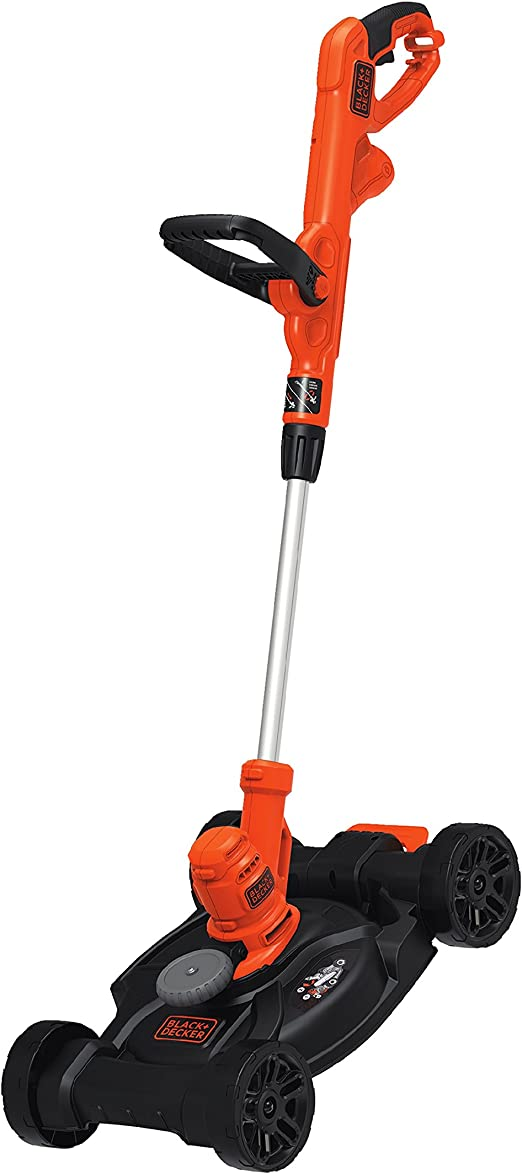 Amazon.com: Black+Decker BESTA512CM - Cortacésped eléctrico ...