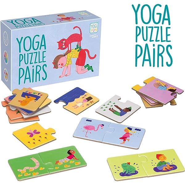 Lúdilo Puzzle ninos Cartas, juguemos a Hacer Familia, Juego ...
