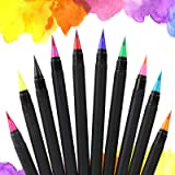 Food Coloring Marker Pens, Nomeca 10Pcs Food Grade Edible Markers Food Writers for Decorating Fondant, Cakes, Cookies…