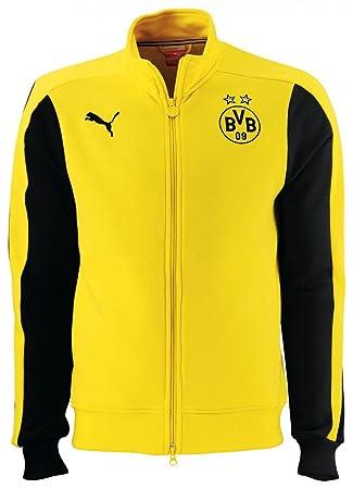 e103d9d2de95 Borussia Dortmund Puma T7 Men s Leisure Jacket