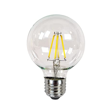 Amazon.com: Newhouse 3,5 W G25 Globe clásico Edison ...