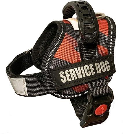 "P.T.S.D Service Mesh Vest with Removable Reflective Patch Size 13/"" 38/"""