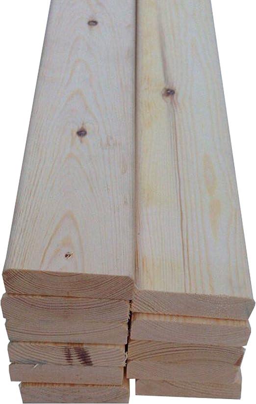 Tablas de madera para cama, lamas de repuesto, 4FT Small ...