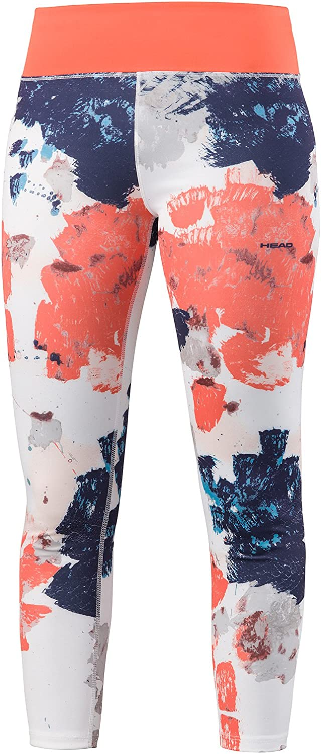 Head Vision Graphic 7/8 Pant Womens Pantalones, Mujer