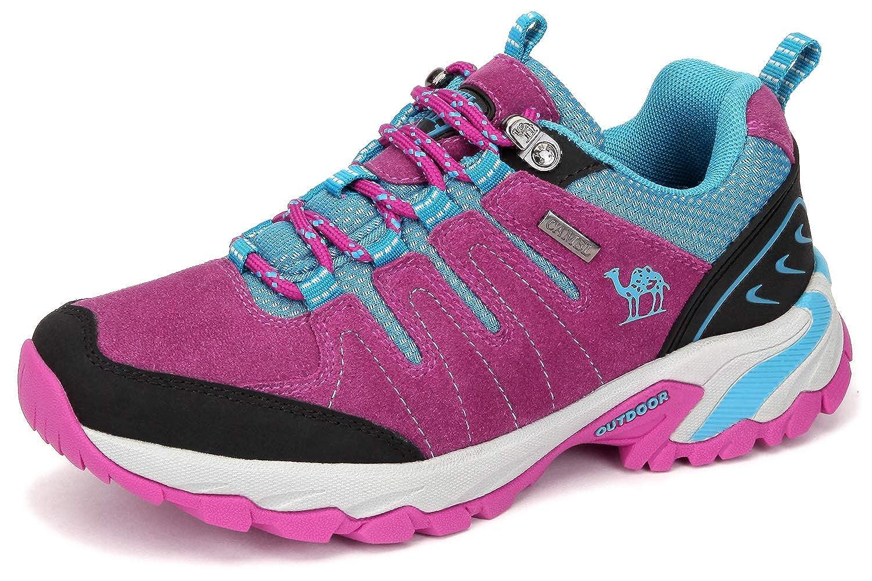 CAMEL CROWN Chaussures de Marche Femmes Chaussures de randonnée Chaussures d'escalade en...