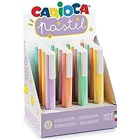 Carioca Pastel Işaretleme Kalemi 16'Li Stand