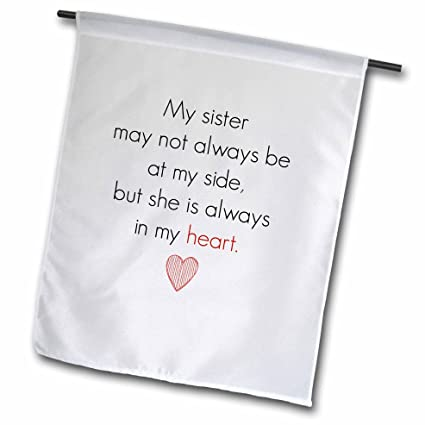 amazon com xander inspirational quotes my sister may not always