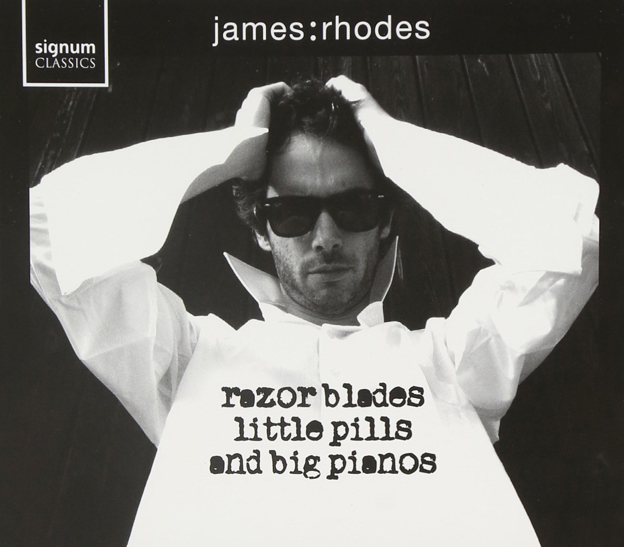 Razor Blades, Little Pills, Big Pianos: James Rhodes: Amazon.es ...