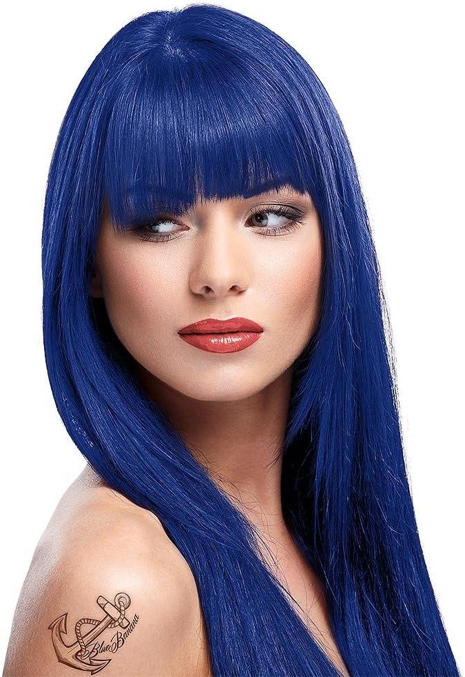 Tinte Capilar La Riche Directions Colour 88ml (Atlantic Blue) + GRATIS Estuche Blue Banana Sugar Skull