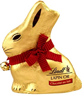 Lindt Gold Bunny Milk Chocolate 50 G Pack Of 16 Amazon