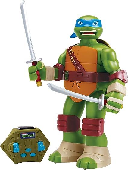 Amazon Com Teenage Mutant Ninja Turtles Leonardo Radio Control