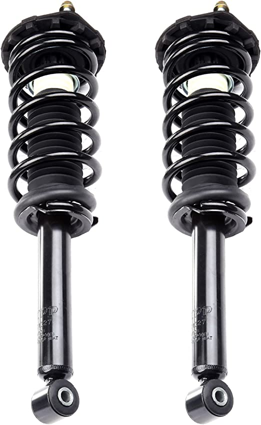 AUTOMUTO Strut Spring Assembly Rear Pair Fit for 2000-2001 Infiniti I30,2002-2004 Infiniti I35,2000-2003 Maxima
