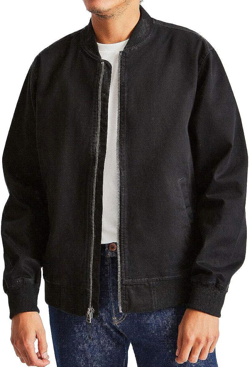 Brixton Men's Sauder Jacket: Clothing