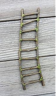 Georgetown Home U0026 Garden Fairy Garden Twig Ladder