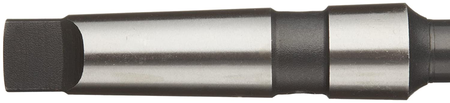 118 Degrees Conventional Point 3-7//8 Size Pack of 1 5 Morse Taper Shank Spiral Flute Michigan Drill 203 Series High-Speed Steel General Purpose Drill Bit